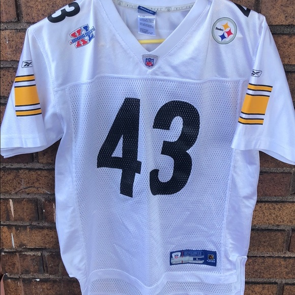 buy online d8478 484ba Vintage Steelers Jersey